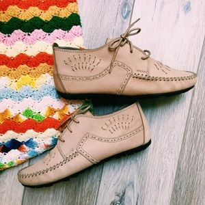 Vintage Boho Hush Puppies